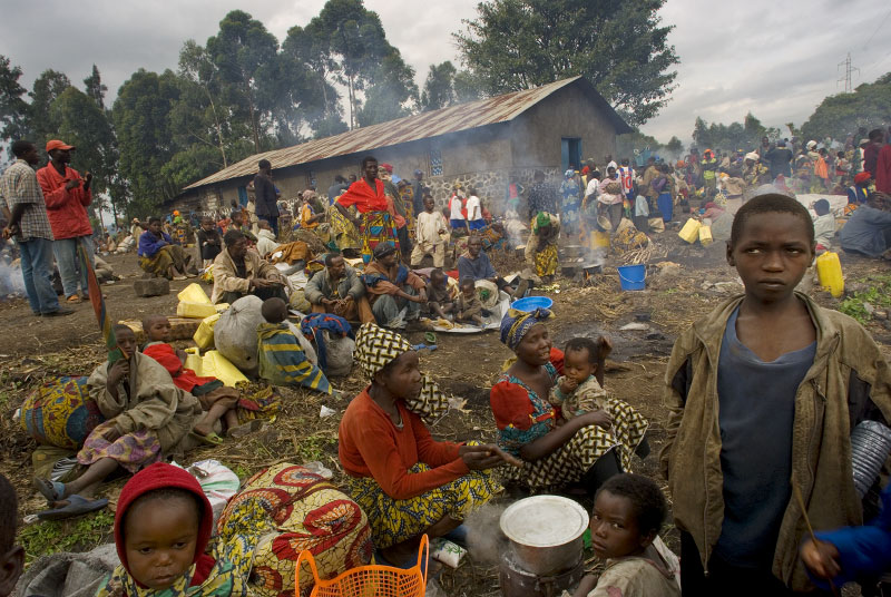 DR Congo: Cash assistance provides lifeline for displaced families