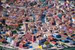 Brightly Painted HousesBurano, Italy, 2010Digital Capture, Ref #: 100902-0051