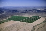 Floating Irrigated Field in DesertPalm Desert, CaliforniaFilm, Ref #: LS_7412_32