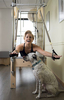 Krysta Johnson, owner of Kure Pilates - Hoboken, New Jersey