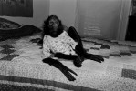 Spider monkey, female, 3 years old