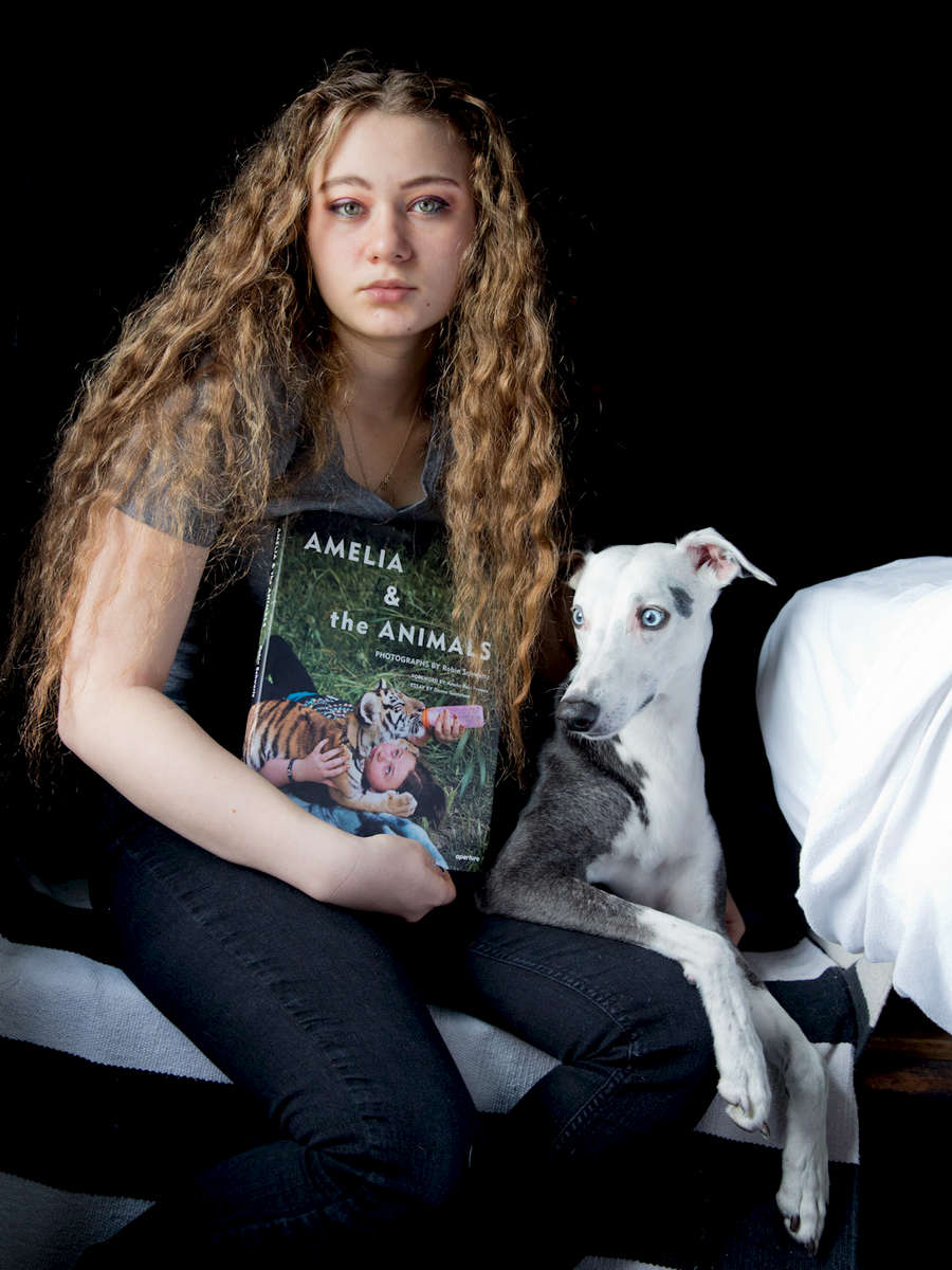 Amelia and the Animals, Aperture Book