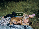 "A photobook of Robin Schwartz's ongoing series with her daughter Amelia.Amelia Paul Forman is fifteen years old. In many ways, she is your average American teenager. However, not every teenager has a mom who is a world-class photographer with a predilection for photographing animals, and not every teenager has portraits of herself with elephants, llamas, ponies, tigers, kangaroos, chimpanzees, endless dogs, cats, and other animals—portraits that hang in the collections of art museums around the world. Since she was three years old, Amelia has been her mother's muse and the subject of her photographs.Her mother, the photographer Robin Schwartz, has been working for twelve years on this ongoing collaborative series, dedicated to documenting her and Amelia's adventures among the animals. As Amelia has gotten older, she's become a more active participant. ""She didn't realize how unusual her encounters were until everyone started to tell her how lucky she was to meet so many animals,"" says Robin. Amelia now contributes ideas for their shoots, and the images have become more experimental through their mother-daughter collaboration.The resulting photographs are more than documents of Amelia and her rapport with animals. They offer a meditation on the nature of interspecies communication and serve as evidence of a shared mother-daughter journey into invented worlds, of fables they enact together.As Robin says, ""Photography gives us the opportunity to access our dreams—to discover the extraordinary."""