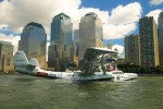 Dornier lands in NYC