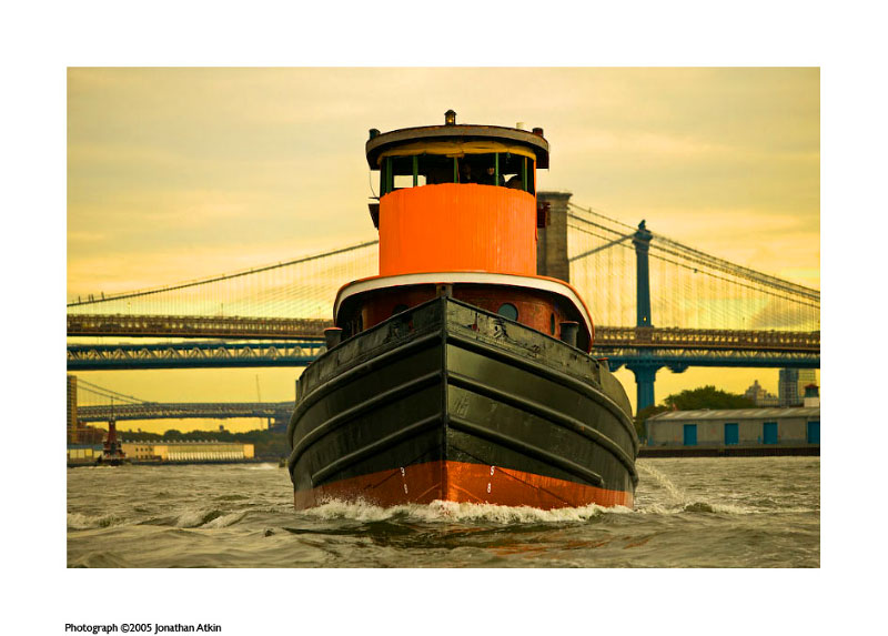 100 year old Tug Pegasus,  built 1907. In its day; a powerful tugboat or {quote}battleship tug{quote}, now sails as an educational platform teaching the legacy of NY Harbor. (www.tugpegasus.org)