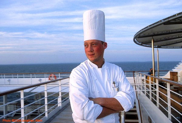 chef lehmann - Cruise Ship Photographer