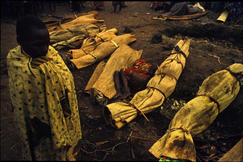 an analysis of the topic of the rawandan massacres The rwandan genocide, also known as the genocide against the tutsi, was a mass slaughter of tutsi in rwanda during the rwandan civil war, which had started in 1990it was directed by members of the hutu majority government during the 100-day period from 7 april to mid-july 1994.