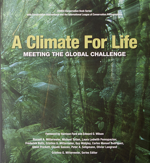 This book examines the impact of climate change on the world's biodiversity and takes a closer look at the most important challenges facing our planet.To learn more and to purchase the book please visit the iLCP website.