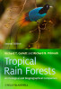 Tropical Rain Forests: An Ecological and Biogeographical Comparison Second Edition looks at the differences and similarities of the 5 major tropical rain forests around the world..  There are around 25 of Tim's images used inside the book along with his photograph of the blue bird of paradise on the cover.This book can be purchased at Amazon.com.
