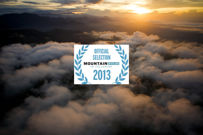 Paradise Found was a finalist in the 2013 Telluride Mountain Film.