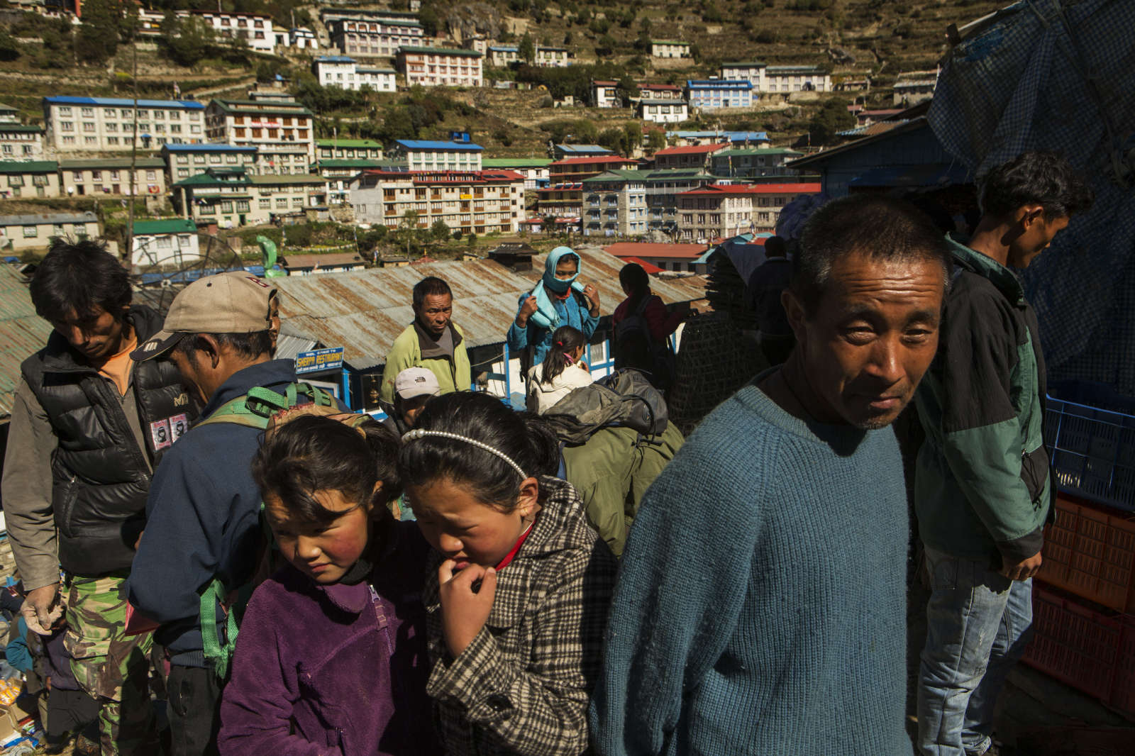 Namche Bazar Saturday Market