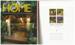 The landscape designs of Solow Design Group were featured in Urban Home Charlotte magazine as a featured garden from the April/May 2013 issue.