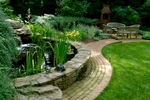 Charlotte-upscale-landscape-design-with-water-features