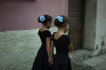 Habana_two_ballet_girls_hand_on_hand_with_blue_head_flowers_for_web