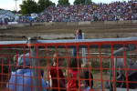 Waiting for a show at Waconia County Fair.