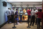 Silverbird is one of only three movie theaters in Lagos, a city of nearly 20 million. Most people watch movies at home or in informal settings, though Western blockbusters and the occasional Nollywood hit still get some screen time.