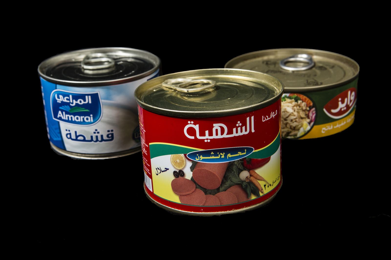 On rare occasions, Nicolas Henin was given a can of tuna or milk cream, though most often he ate canned luncheon meat while he was held for nearly a year by ISIS. Henin is a French national who was working as a journalist in Syria when he was captured.
