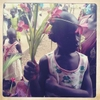 Palm Sunday in Gulu, Northern Uganda. April 2012.
