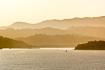 Richardson Bay photographed from Belvedere in the late afternoon near the end of April. Photo by Jay Graham