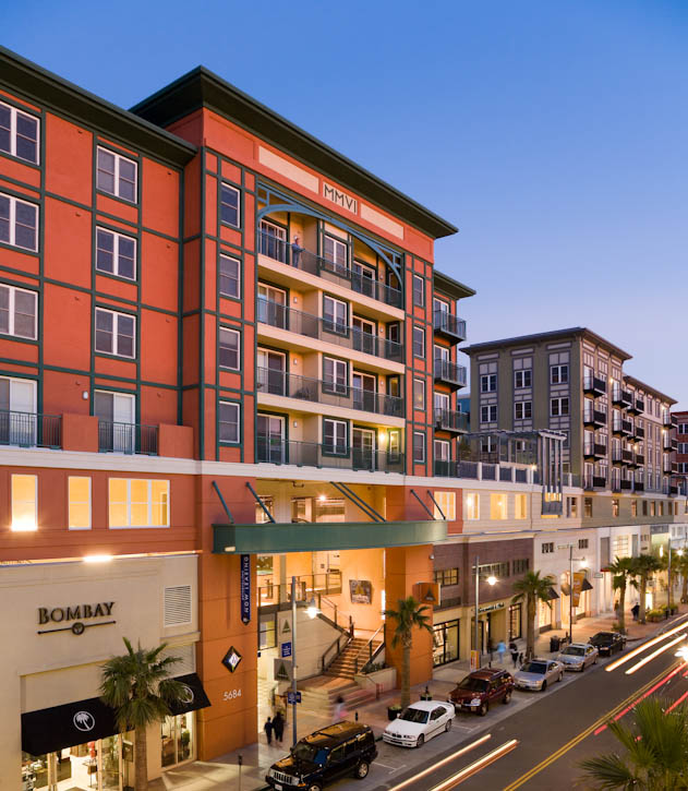 Apartments In San Francisco Bay Area: Bay Street Emeryville: Commercial: Architecture: Jay