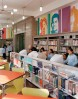 Library-P.S. 93Richard H. Lewis: ArchitectRobin Hood Foundation: InitiativePeter Mauss/Esto: Photographer