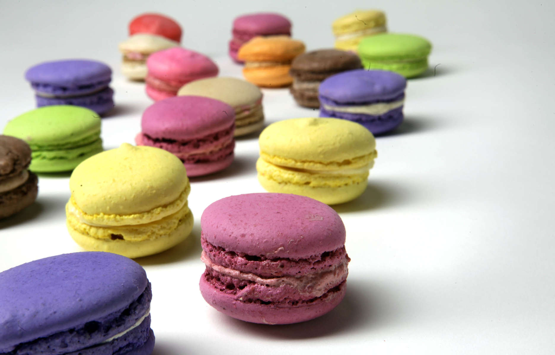 Marianne Fourcaudot takes on the mission of introducing macarons to Milwaukee.