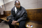 Evans has had his own encounters with the Bureau. He sits outside a courtroom, awaiting a hearing for his wife Arkisha for the murder of his son Will who was in the Bureau's custody at the time. Due to a social worker's error, Evans' mentally ill wife was allowed an unsupervised visit with the baby. Just minutes after the social worker had left the house, Arkisha called 9-1-1 stating she would rather the baby be dead than in foster care.