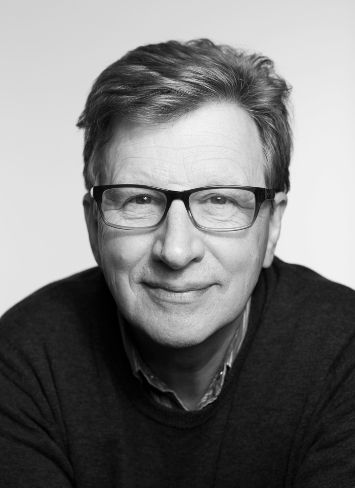 Dr. Graham Collingridge for Sinai Health magazine.