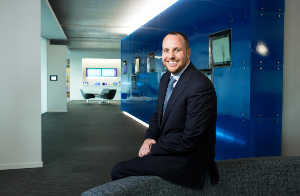 Brian Morgan, senior HR manager at Microsoft Canada, for Benefits Canada.