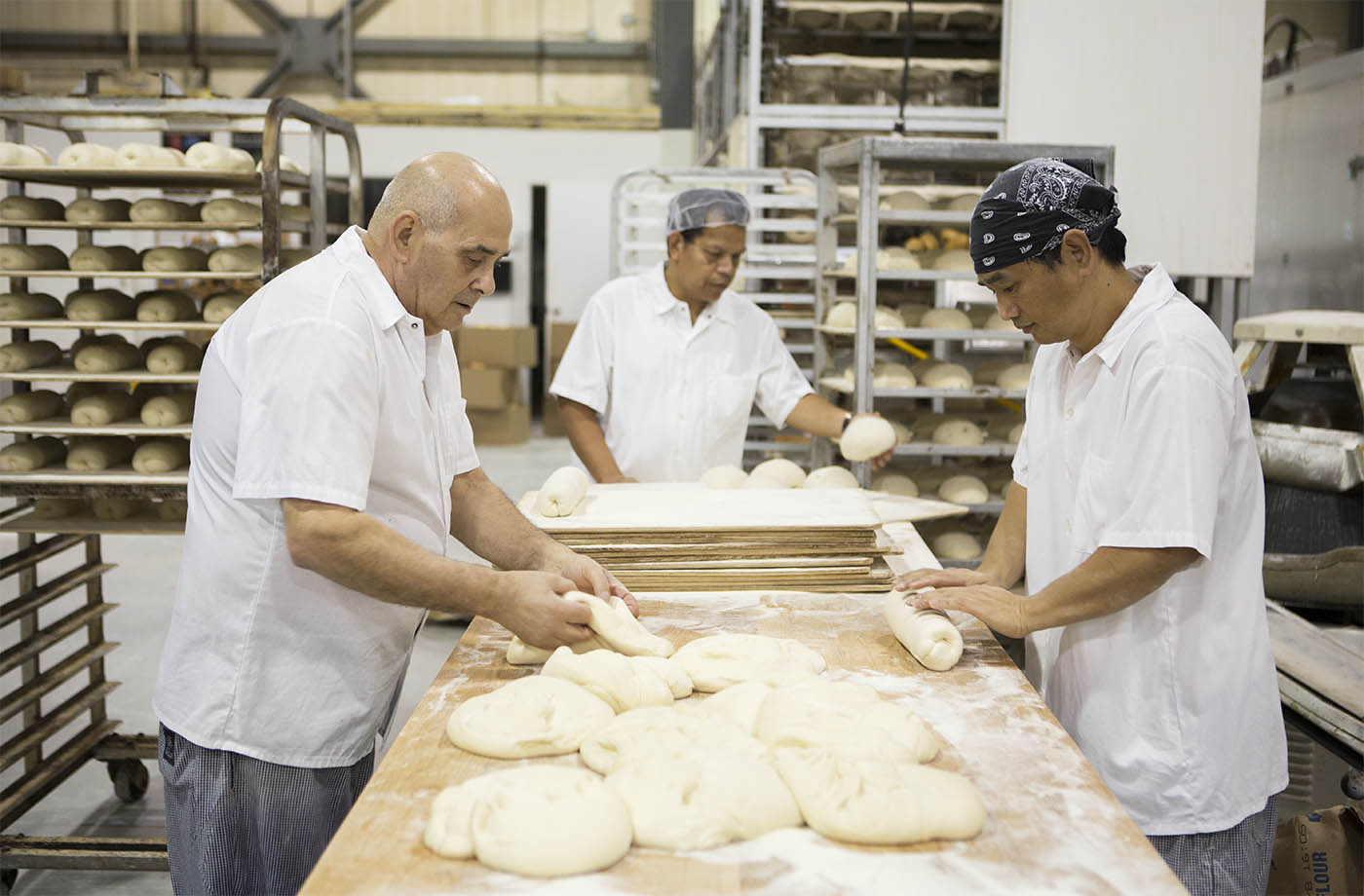 Euro Harvest Bakery photographed for DolceMediaGroup.com