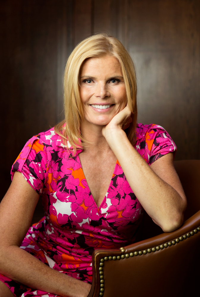 Mariel Hemingway for Dolce Media.
