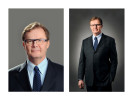 Portraits of Vaisala executives in Boulder, Colorado.
