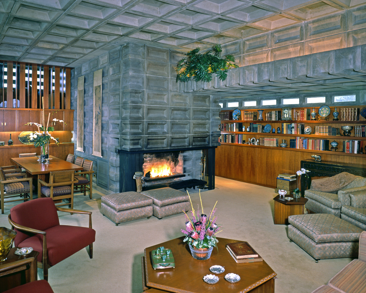 Interior Creative Concept For Home Decorfrank Lloyd Wright In