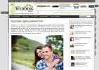 DeAnna Pappas, The Bacherlorette, and Stephan's Engagement is Featured on Green Wedding Shoes.