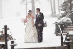 Winter wedding at The Ritz-Carlton Lake Tahoe