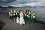 bride-on-beach-Tahoe