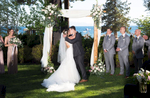 ceremony-kiss-Hyatt-weddings