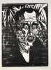 Erich Heckel (1883-1970)woodcut