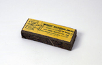 Joseph BEUYS (1921-1986)Felt blackboard eraser, stamped5 x 13 x 2,5 cm Ed. 106/550 (550 + 6 H.C.)Signed and numbered on the label