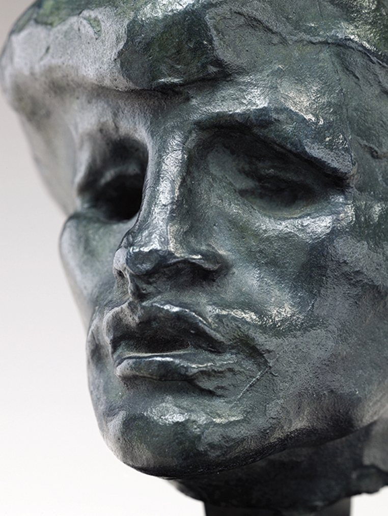 Auguste RODIN (1840-1917)Bronze9 x 8 x 8,3 cmFonte SusseEd. III/IV, © by Musée Rodin 1984