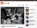 2014 SONY WORLD PHOTOGRAPHY AWARDS' Winners on the Italian televion RAI website.