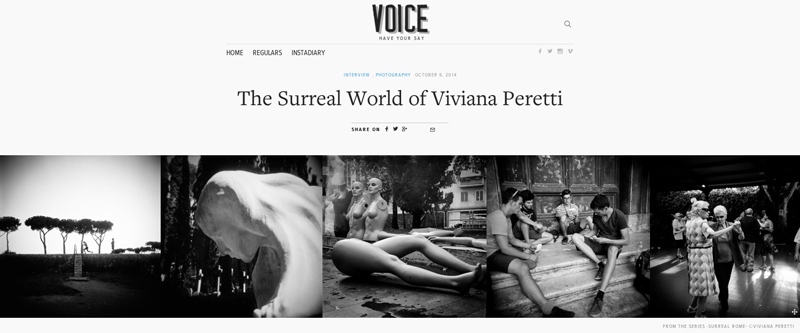 My work featured on Silverlake VOICE together with a nice interview, October 2014. See more at: http://www.silverlakevoice.com/interview/the-surreal-world-of-viviana-peretti/