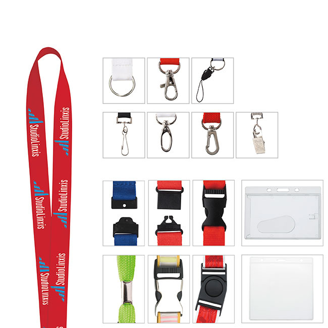 Custom Lanyards and ID BAdges