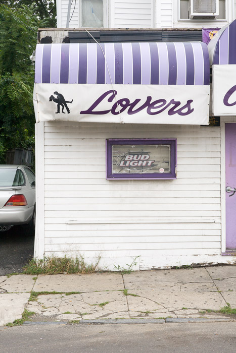 Lovers, Bridgeport, 2008