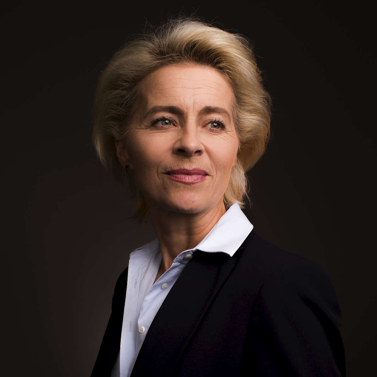 September 08, 2015 - Berlin, Germany:  German defence minister Ursula von der Leyen.