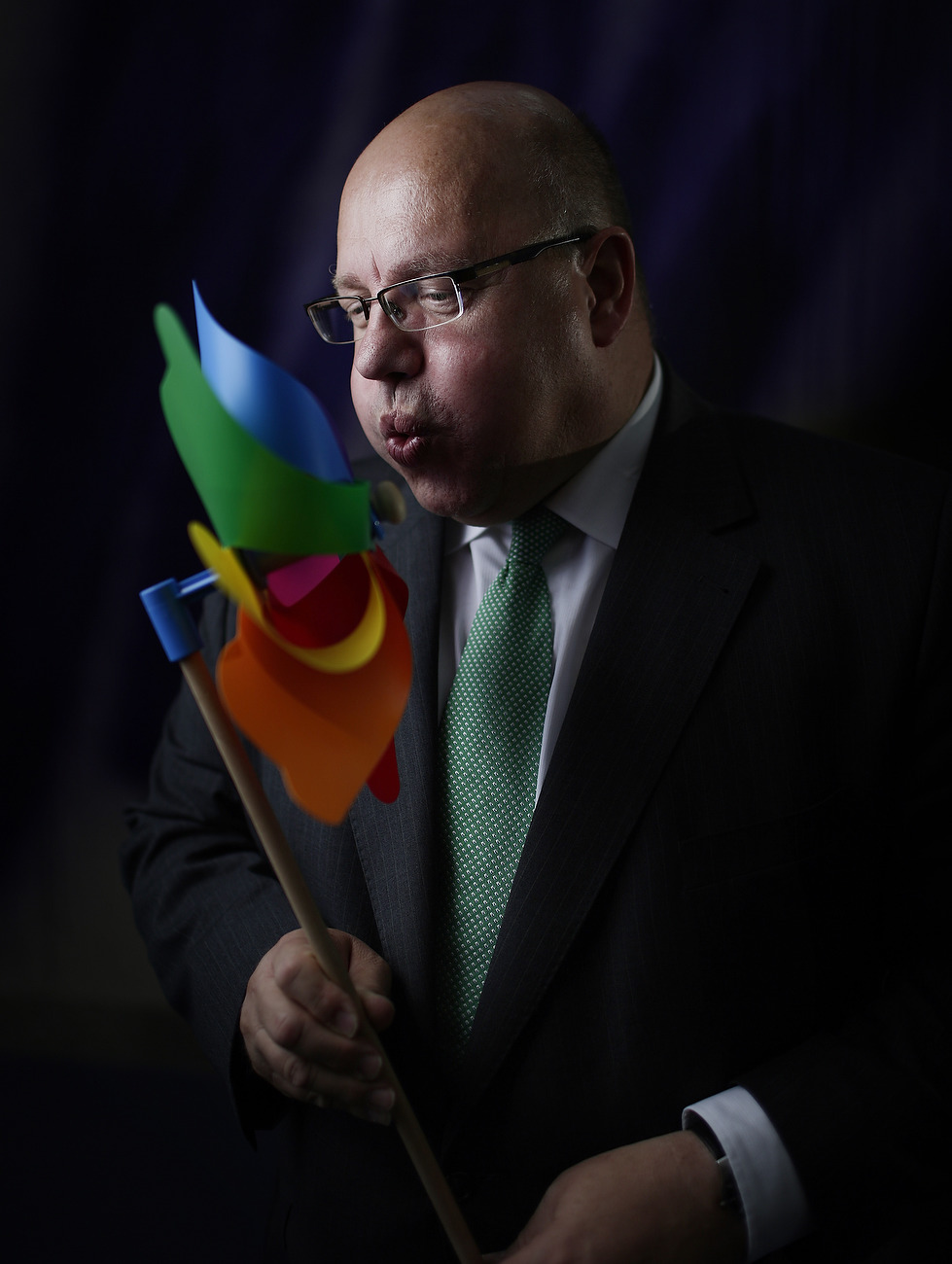 German Environment Minister Peter Altmaier