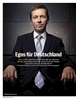 DER SPIEGEL, Germany, Bernd Lucke, cofounder of Germany's right wing anti-euro party Alternative for Germany ( AfD, Alternative fuer Deutschland )