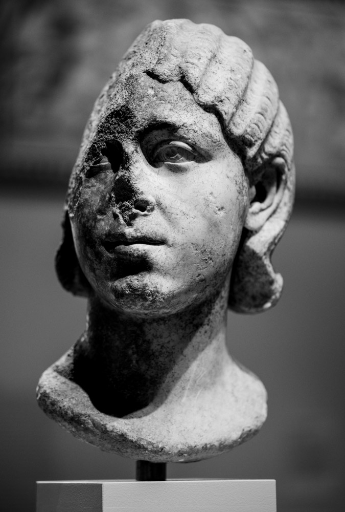Roman, A.D. Late 1st - early 2nd century