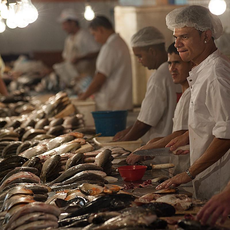 Mercado Central de Manaus - AM