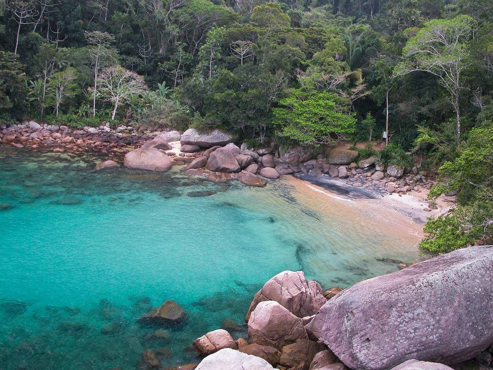 Caxadaço - Ilha Grande - RJ
